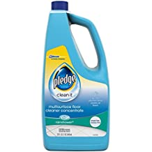 Pledge FloorCare Multi Surface Concentrated Cleaner - Fresh - 32 oz