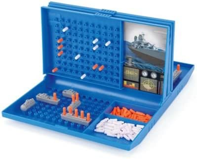 Battleship Sea Battle Traditional Family Fun Combat Strategy Board Game Toy Gift