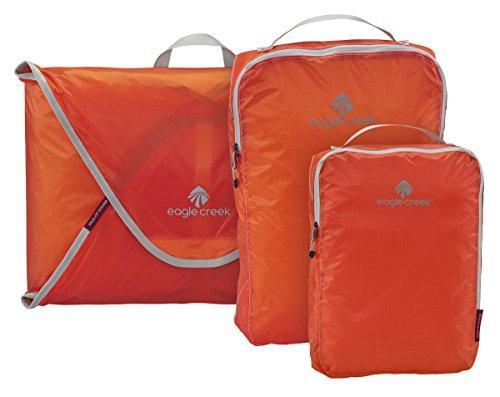 Eagle Creek Pack-It Specter Starter Set, Flame Orange ()