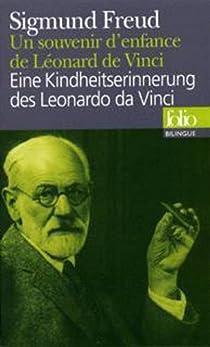 Un souvenir d'enfance de Léonard de Vinci  par Freud
