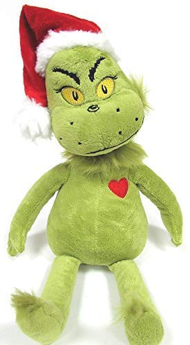 Plush The Grinch Who Stole Christmas 14