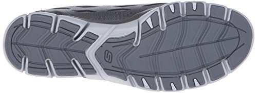 Skechers Deportivo Mujer Gratis Zapatillas de deporte elegante y elegante, punto negro pistolas