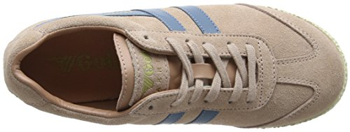 PNK Blush Indian Gola Teal Harrier Baskets Suede Femme qtv1wf1Oy