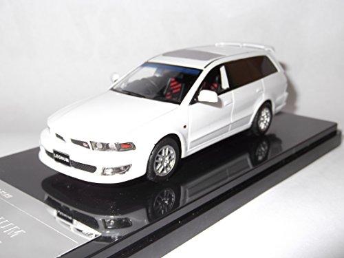 1/43 MITSUBISHI LEGNUM 2.5 VR-4 Type S(ギャラクシーホワイト) W286