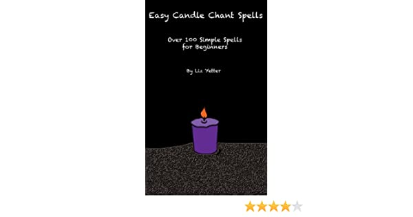 Easy Candle Chant Spells