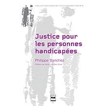 Justice pour les personnes handicapées (Handicap Vieillissement Société)