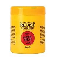 Redist USA Bleaching Powder, Red, 16.89 Ounce