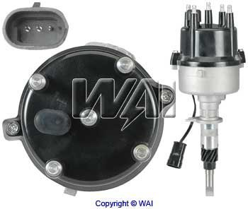 WAIglobal DST4694 New Ignition Distributor