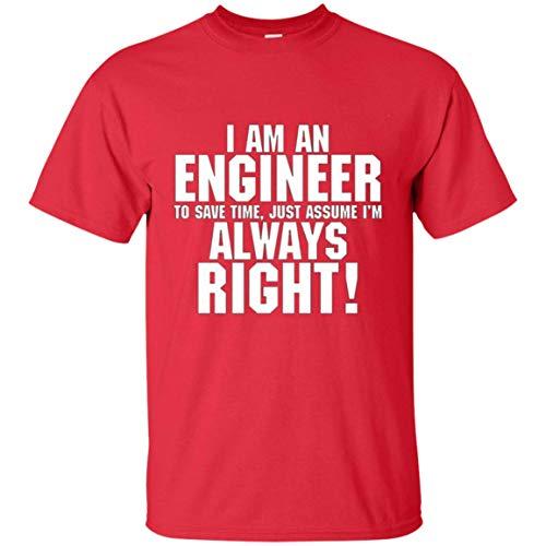 Queen Band T-Shirt Men's personalities Red -