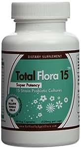 Total Flora 15