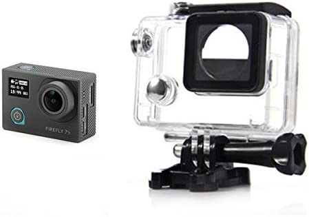 900mAh 2x Bateria para HawkEye Firefly 7S 4K Wifi Sport Action Camera