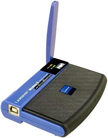 Amazon. Com: cisco-linksys wireless-g usb network adapter with.