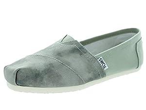 Toms Women's Classic Agate Green Casual Shoe 8.5 Women US