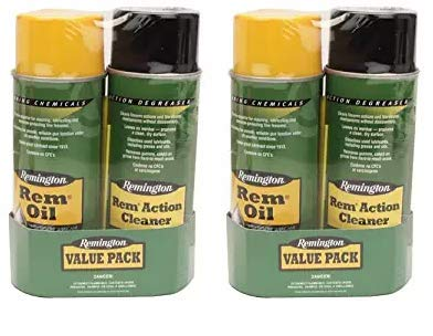 Remmington Oil & Action Cleaner, 10 oz (Twо Расk) by Remmington
