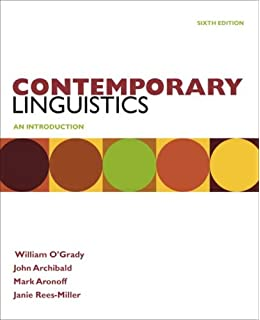 Amazon study guide for contemporary linguistics 9781319040895 customers who bought this item also bought fandeluxe Choice Image