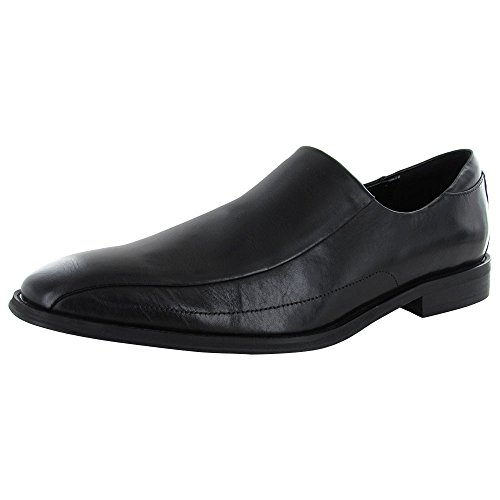 Kenneth Cole New York Mens Shore-Line Slip on Loafer Shoes Black 2WlSW