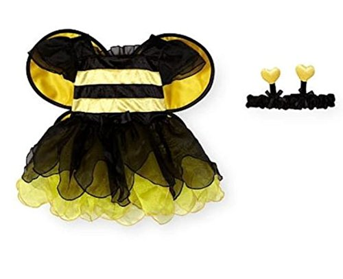 Koala Kids Bumble Bee 2 Piece Baby Girls Halloween Costume Dress (18-24 Months)
