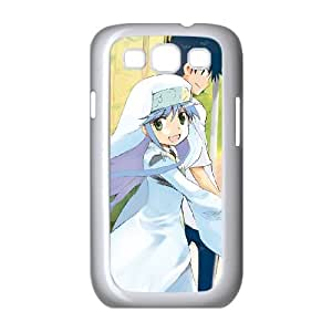 A Certain Magical Index Samsung Galaxy S3 9 Cell Phone Case White DIY Ornaments xxy002-3704851