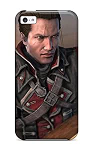 Oscar M. Gilbert's Shop New Arrival Case Cover With Design For Iphone 5c- Assassin's Creed: Rogue 6588411K68015827