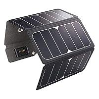 MOOLSUN Solar Charger 28W Portable Sunpo...