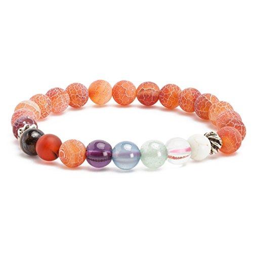 Natural Feelings Bracelet Gemstone Elastic