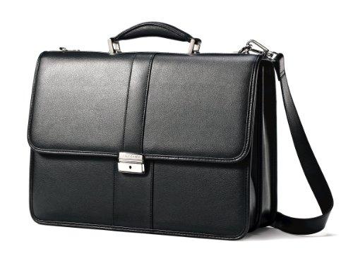 Wholesale Samsonite Leather Flapover Case for cheap