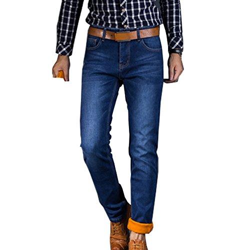Autumn New Men's Slim Jeans - 9