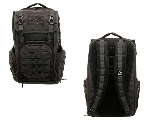 Price comparison product image Doom UAC Tactical Laptop Backpack Black