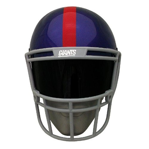 NFL New York Giants Fan Mask (New York Giants Helmet)