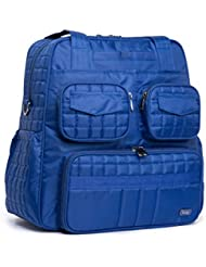Lug Puddle Jumper Overnight/Gym Bag, Cobalt Blue