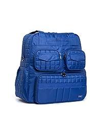 Lug Puddle Jumper Overnight/Gym Duffel Bag, Cobalt Blue