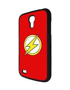 DC Comic Cartoon Samsung Galaxy S4 Mini (I9195) Funda Case for Man, the Flash Logo Comic Series Samsung Galaxy S4 Mini Funda Case Cool Protector