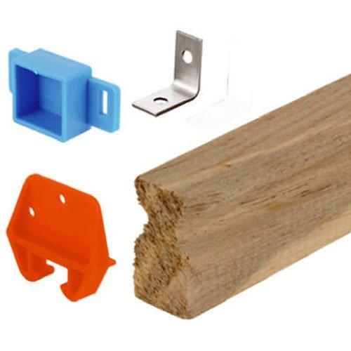 Slide-Co 221377 Drawer Track Repair Kit (Dresser Repair Kits compare prices)