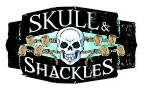(Pathfinder Skull & Shackles Booster Brick by WizKids)