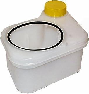 Plastic Trim Pump Oil Reservoir RES500E Early Style 18525A1 1-Screw Mount