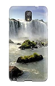 New Arrival Cover Case With Nice Design For Galaxy Note 3- Moving Desktop S
