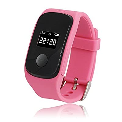 Kid Tracking Locator GPS Function Electronic Fence Rmon Online Tracking SOS Smart Watchs