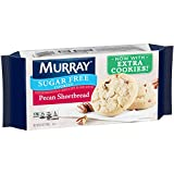 Cheap Murray Sugar Free Cookies, Pecan Shortbread, 8.8 oz Tray(Pack of 12)