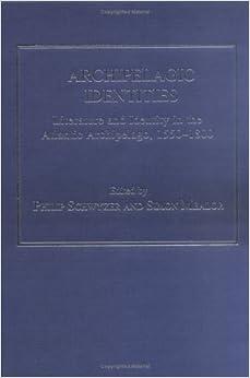 Book Archipelagic Identities: Literature and Identity in the Atlantic Archipelago, 1550-1800