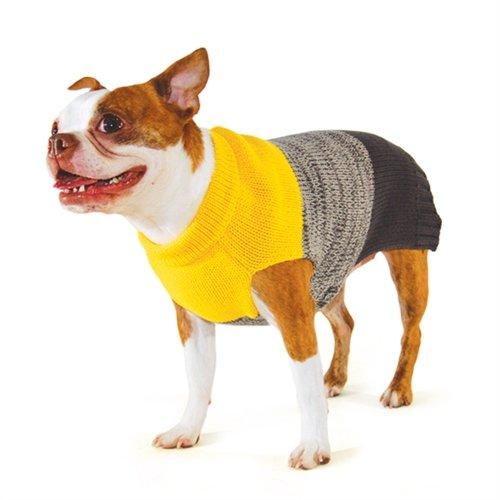 XXL Dogo color Block Dog Sweater Extra Extra Large