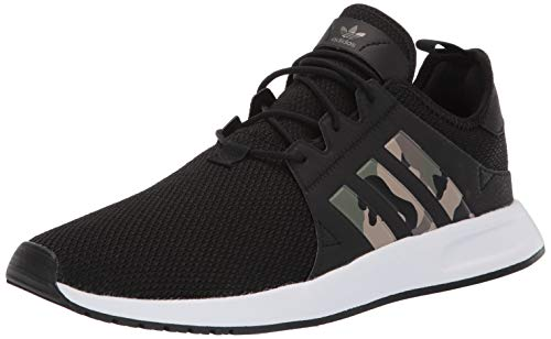 adidas Originals Men's X_PLR, Black/White, 11 M US (Best Adidas Sneakers 2019)