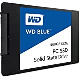 """WD WDS250G1B0A Blue Unità a Stato Solido Interno da 250 GB, SATA 6 Gb/s, 2.5"""""""
