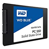 WD Blue 250GB Internal SSD Solid St