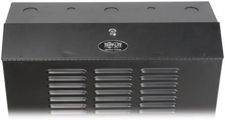 Tripp Lite 6U Vertical Wall Mount Rack Enclosure Cabinet Switch Depth SRWF6U Low Profile 20 Deep