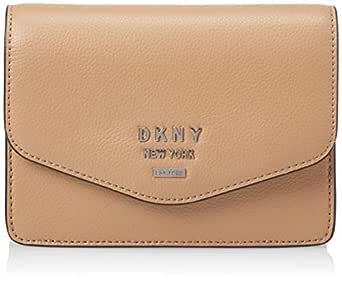 DKNY Shoulder Bag for Women- Latte