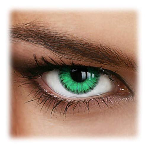 Color Perfection - Eye Enhancer Multi Colored Shadow for the most natural eye color change Green 2