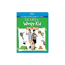Diary of a Wimpy Kid: Dog Days [Blu-ray] (2012)