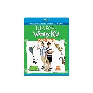 Diary of a Wimpy Kid: Dog Days [Blu-ray] (2012)