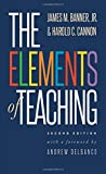 img - for The Elements of Teaching: Second Edition book / textbook / text book
