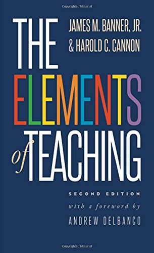 The Elements of Teaching: Second Edition ()